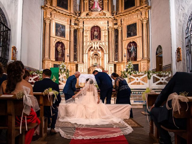 La boda de Antonio y María en Villagarcia De La Torre, Badajoz 18