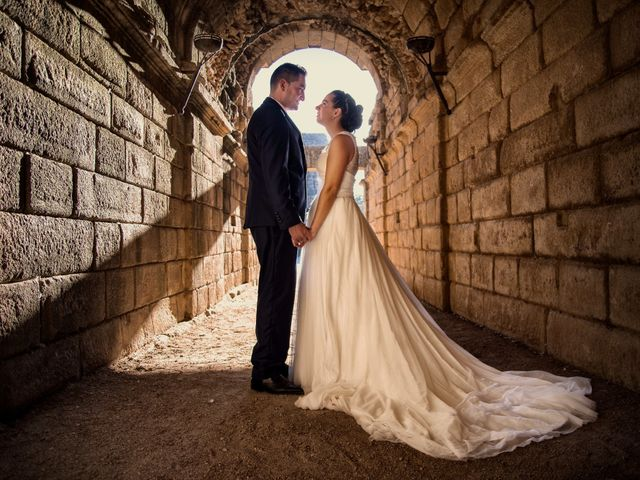 La boda de Antonio y María en Villagarcia De La Torre, Badajoz 39