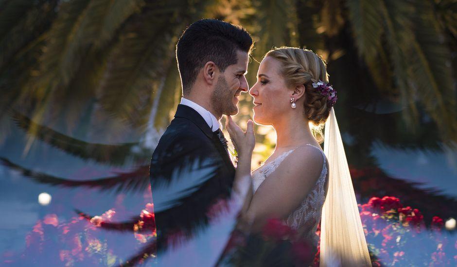 La boda de David y Amparo  en El Puig, Valencia