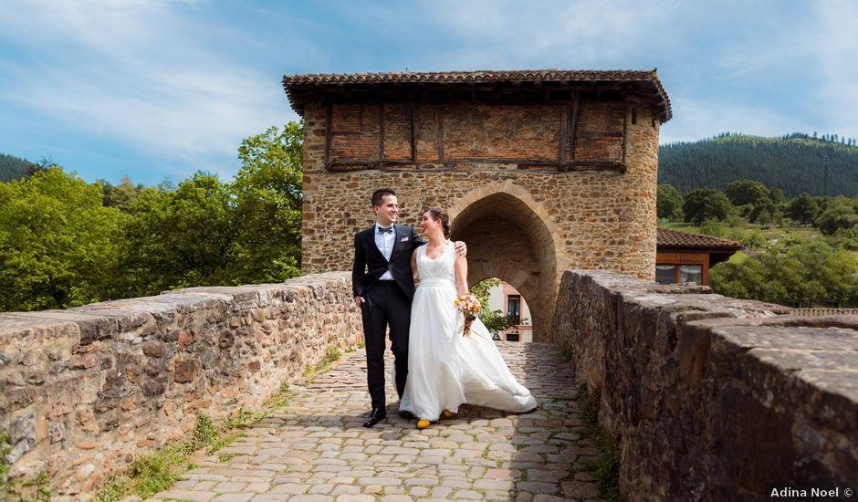 La boda de Rubén y Cristina en Portugalete, Vizcaya