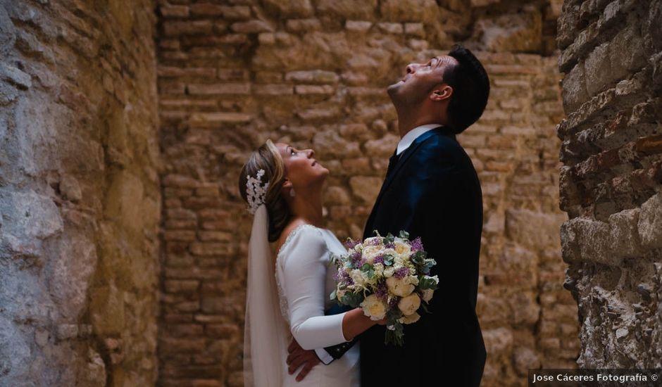 La boda de Marcos y Raquel en Jerez De La Frontera, Cádiz