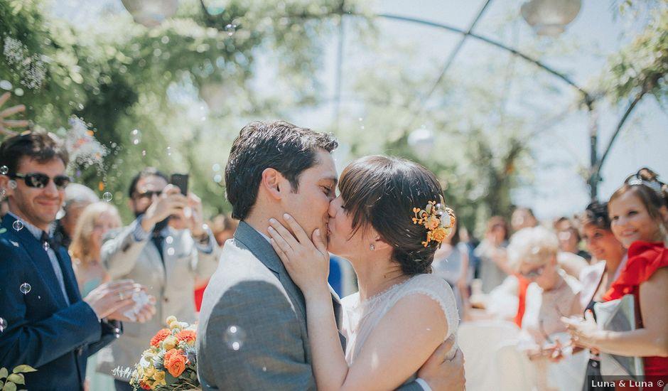 La boda de Miguel y Maria en Málaga, Málaga