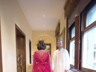 La boda de Chaimae y Soufian