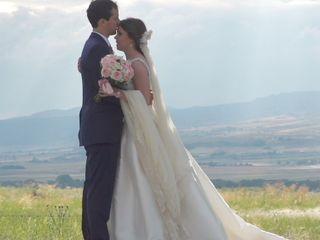 La boda de Jezabel y Victor