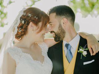 La boda de Patricia y Rodrigo