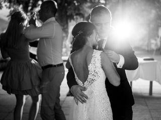 La boda de Angie y Mikel