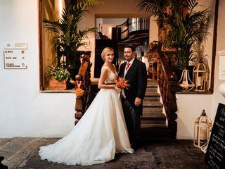 La boda de Irina y Esteban