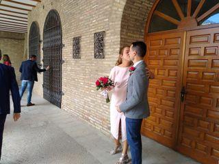 La boda de Delia y Javier