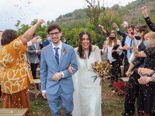 La boda de Imma y Aleix