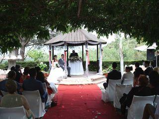 La boda de Eva y Lluís