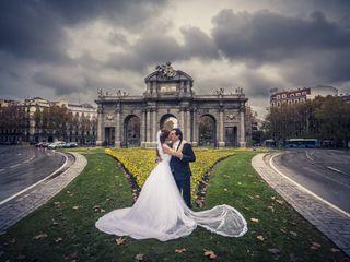La boda de Raquel y Pedro