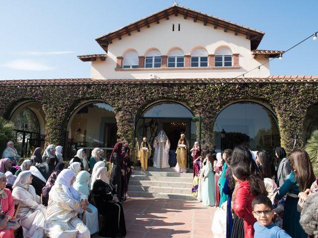 La boda de Soufian y Chaimae en Premia De Dalt, Barcelona 10