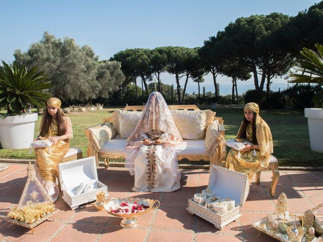 La boda de Soufian y Chaimae en Premia De Dalt, Barcelona 9