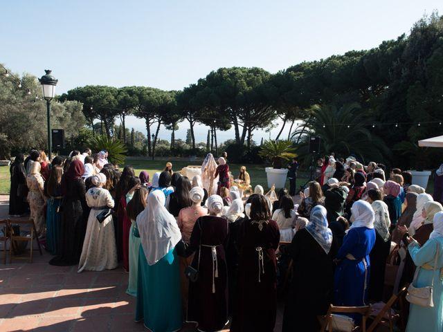 La boda de Soufian y Chaimae en Premia De Dalt, Barcelona 8