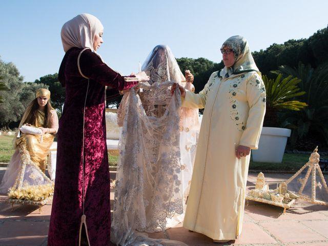 La boda de Soufian y Chaimae en Premia De Dalt, Barcelona 6