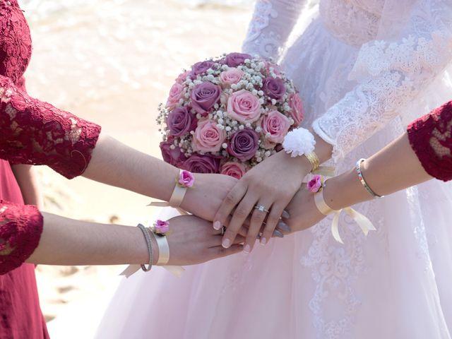 La boda de Soufian y Chaimae en Premia De Dalt, Barcelona 12