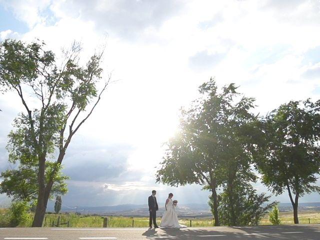 La boda de Victor y Jezabel en Ávila, Ávila 32