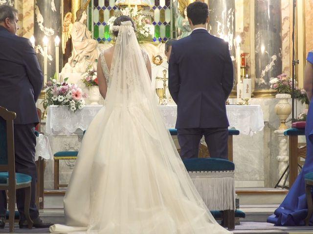 La boda de Victor y Jezabel en Ávila, Ávila 21