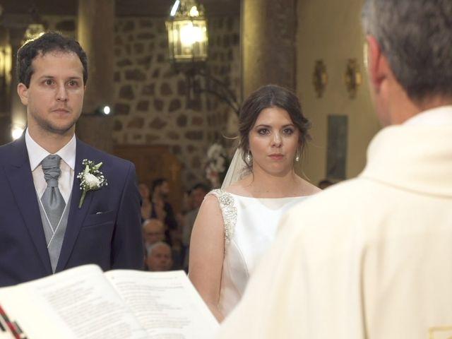 La boda de Victor y Jezabel en Ávila, Ávila 22