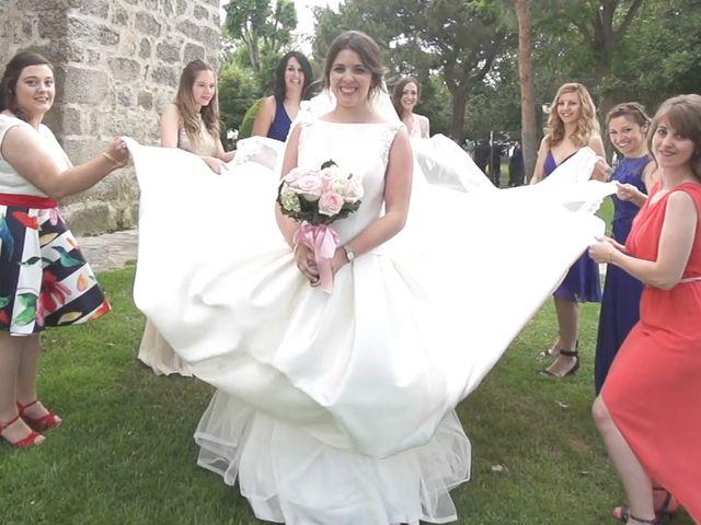 La boda de Victor y Jezabel en Ávila, Ávila 42