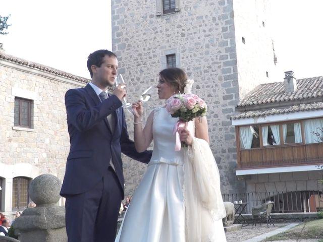 La boda de Victor y Jezabel en Ávila, Ávila 31