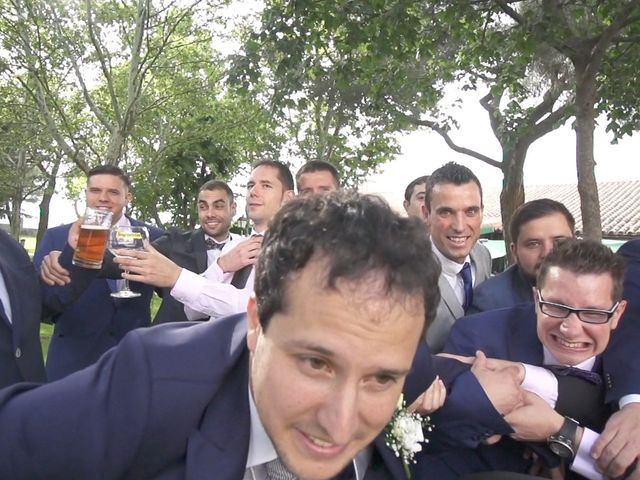 La boda de Victor y Jezabel en Ávila, Ávila 44