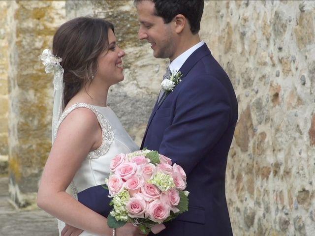La boda de Victor y Jezabel en Ávila, Ávila 37