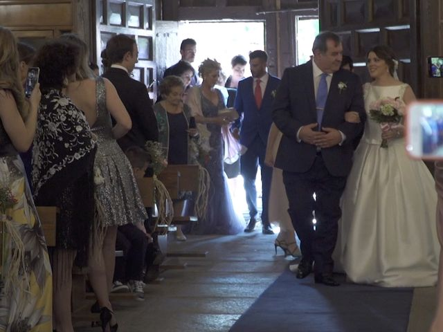 La boda de Victor y Jezabel en Ávila, Ávila 46