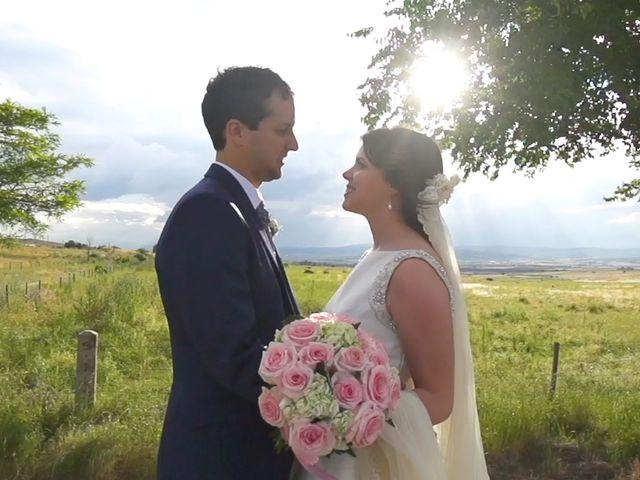 La boda de Victor y Jezabel en Ávila, Ávila 39
