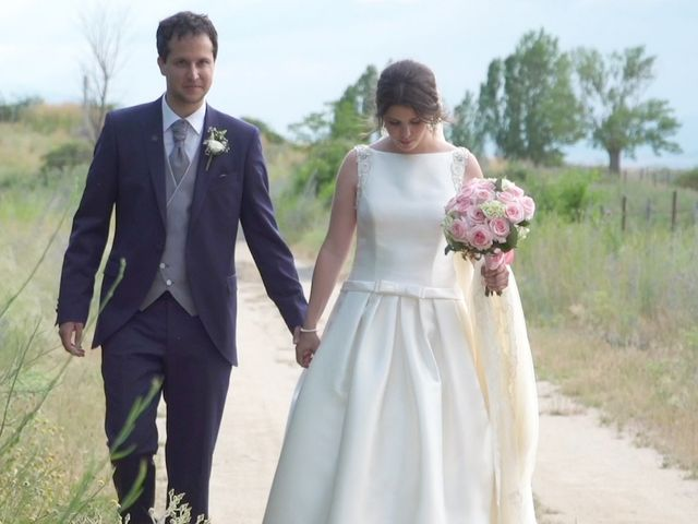 La boda de Victor y Jezabel en Ávila, Ávila 41
