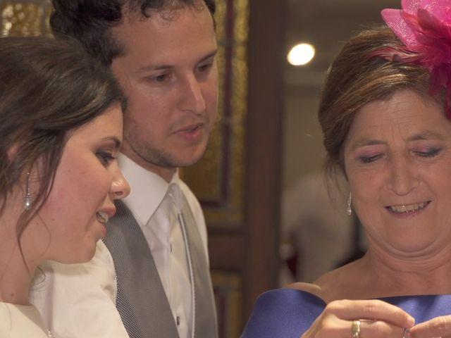 La boda de Victor y Jezabel en Ávila, Ávila 54