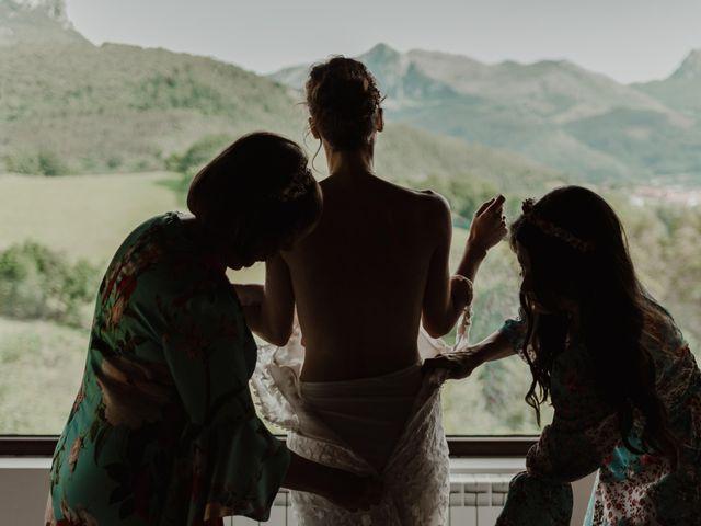 La boda de Nacho y María en Rasines, Cantabria 12
