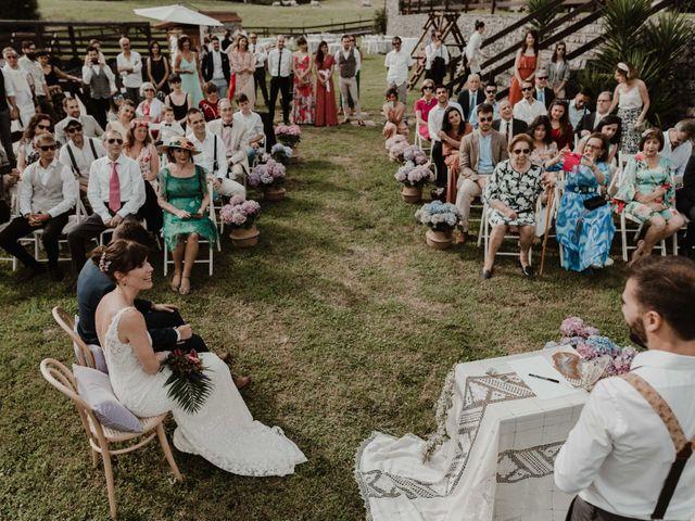 La boda de Nacho y María en Rasines, Cantabria 22