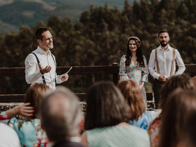 La boda de Nacho y María en Rasines, Cantabria 32