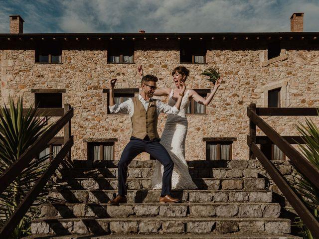 La boda de Nacho y María en Rasines, Cantabria 75