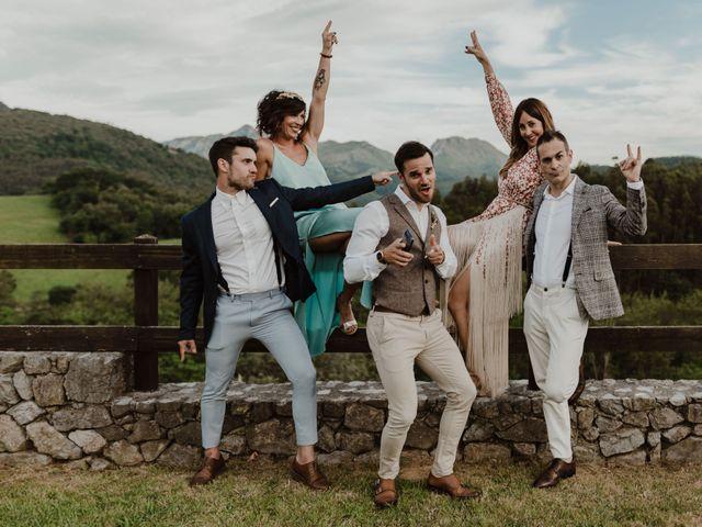 La boda de Nacho y María en Rasines, Cantabria 77