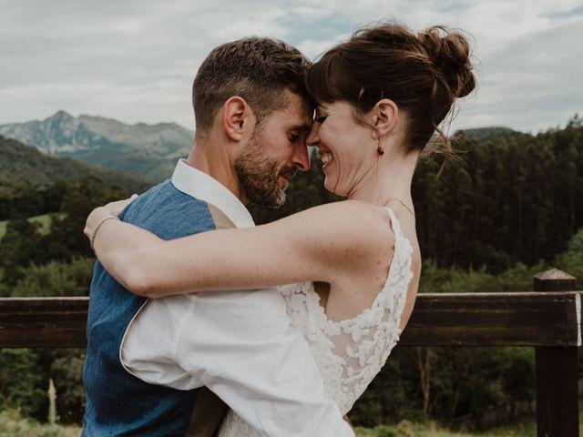La boda de Nacho y María en Rasines, Cantabria 83