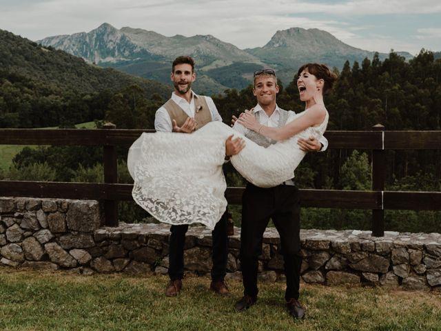 La boda de Nacho y María en Rasines, Cantabria 84