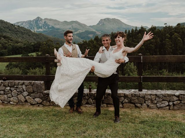 La boda de Nacho y María en Rasines, Cantabria 85