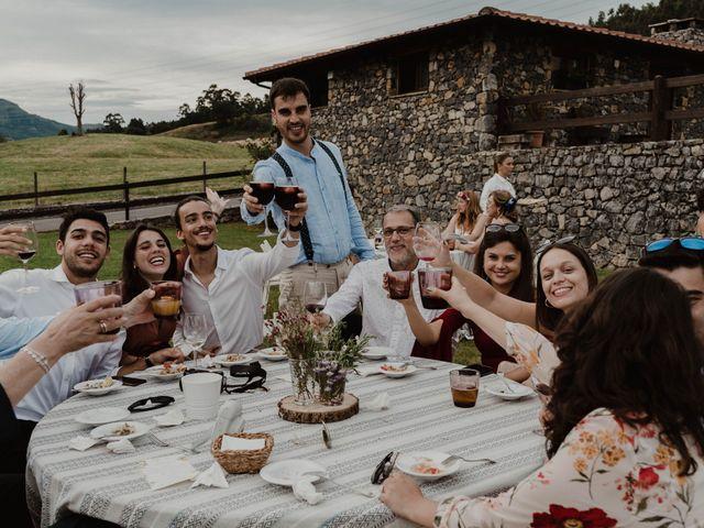 La boda de Nacho y María en Rasines, Cantabria 94