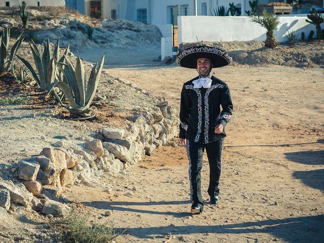 La boda de Fran y Carina en Los Escullos, Almería 3