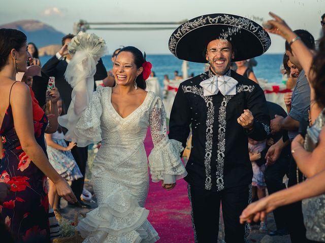 La boda de Fran y Carina en Los Escullos, Almería 13