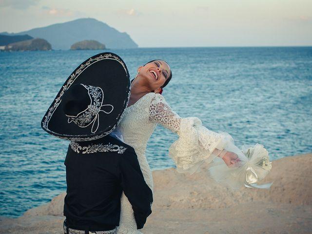 La boda de Fran y Carina en Los Escullos, Almería 14