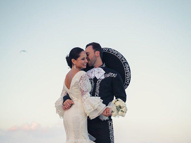 La boda de Fran y Carina en Los Escullos, Almería 15