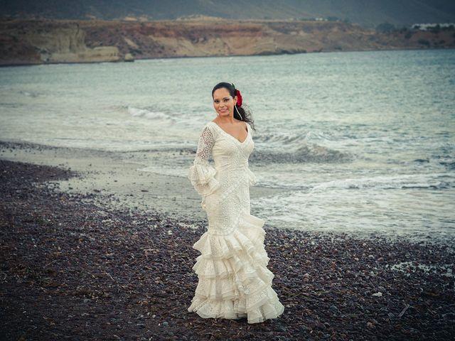La boda de Fran y Carina en Los Escullos, Almería 21