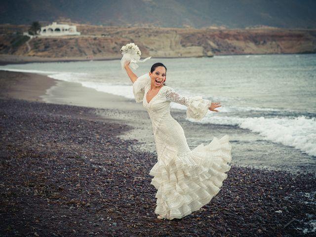 La boda de Fran y Carina en Los Escullos, Almería 22