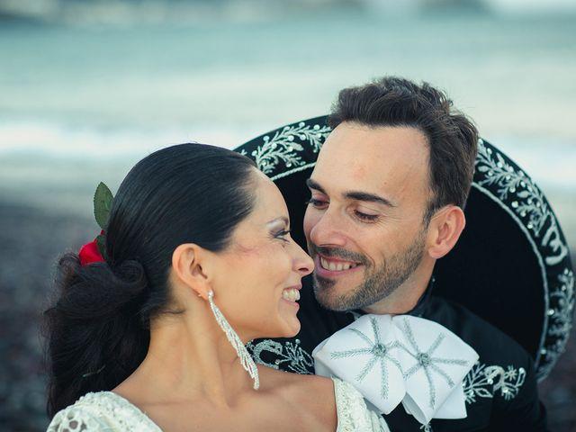 La boda de Fran y Carina en Los Escullos, Almería 25