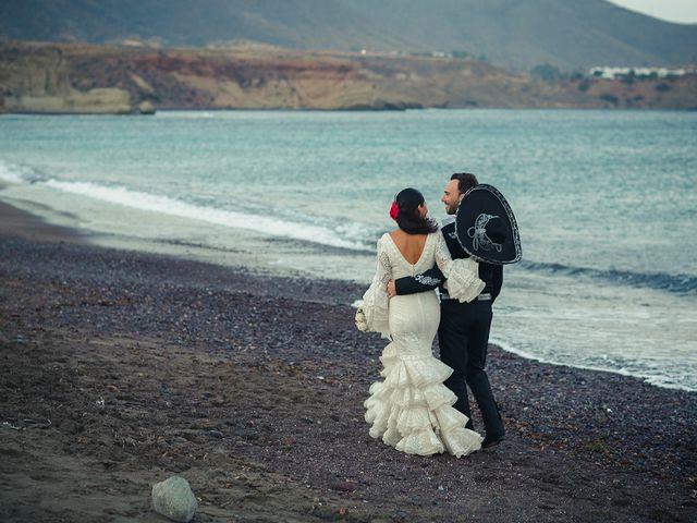 La boda de Fran y Carina en Los Escullos, Almería 26