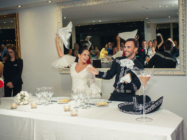 La boda de Fran y Carina en Los Escullos, Almería 28