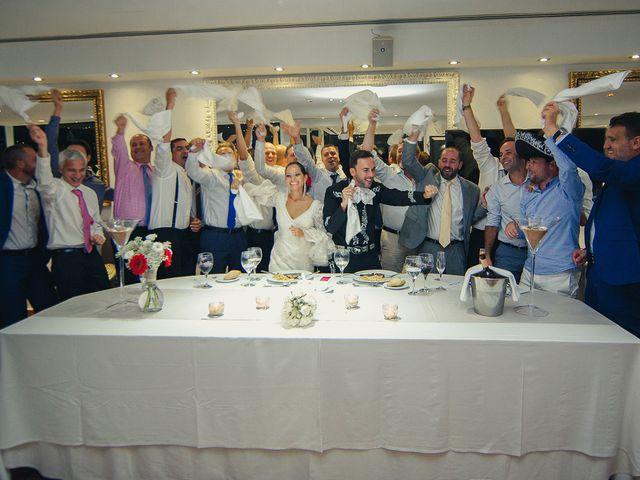 La boda de Fran y Carina en Los Escullos, Almería 29